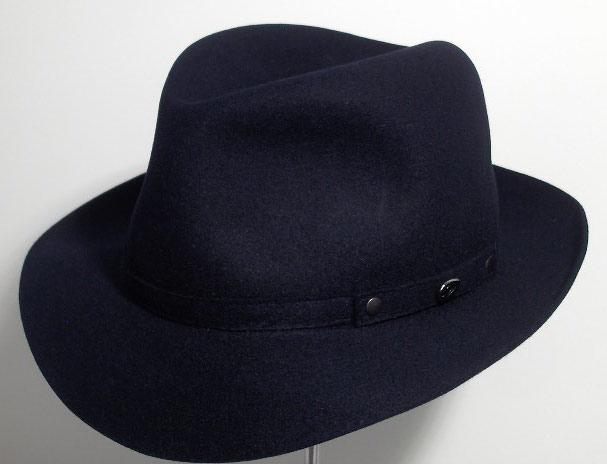 84167e3df4ff8 Borsalino Alessandria Traveller Hat