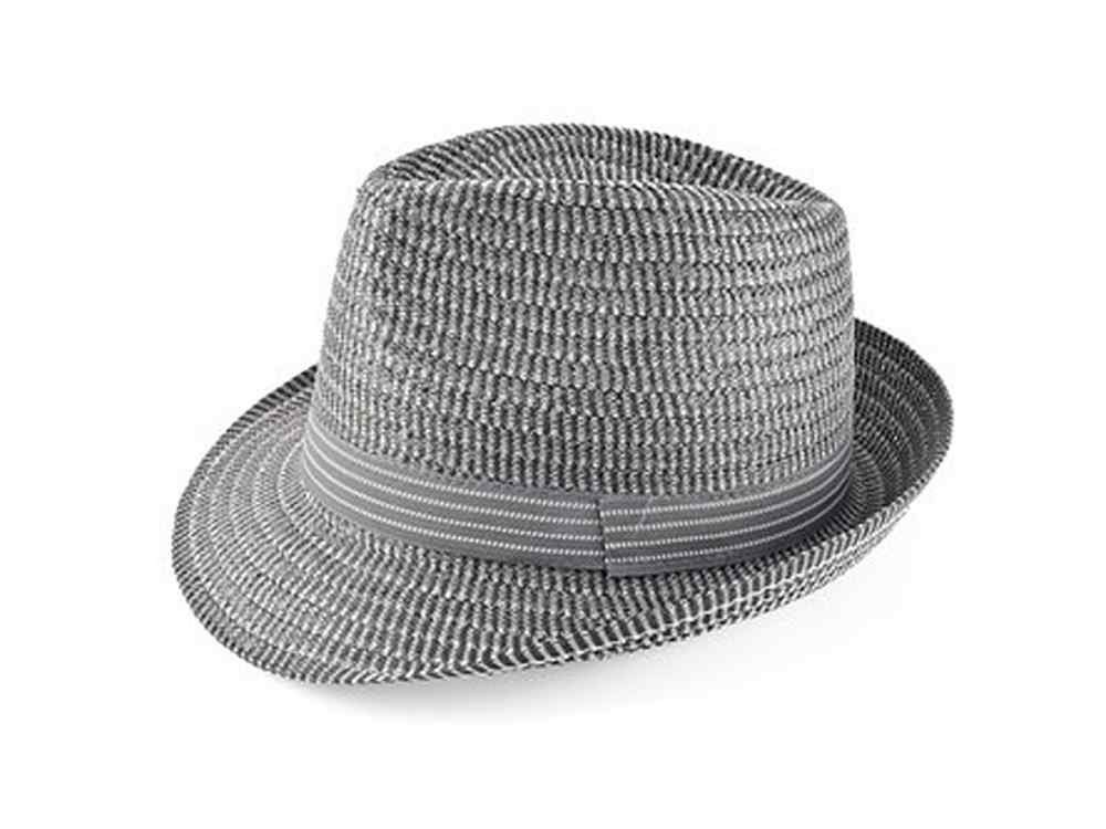 Cappello Jazz trilby grey Roger hat Ingrosso