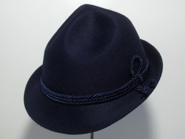 Cappello tirolese Jagd hut artigianale Made in