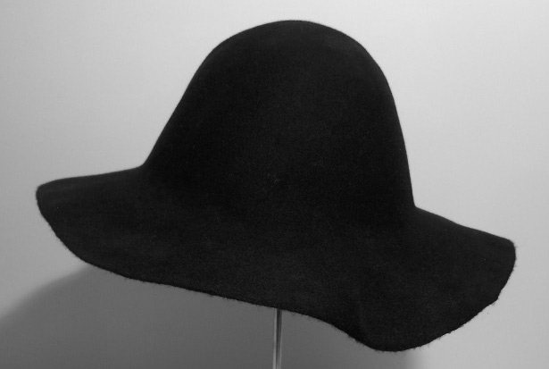B2B Hat body cone wool felt 130 gr