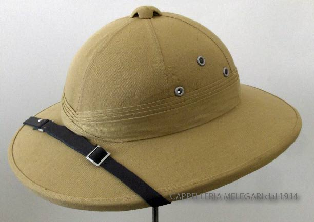 Pith Helmet French Safari