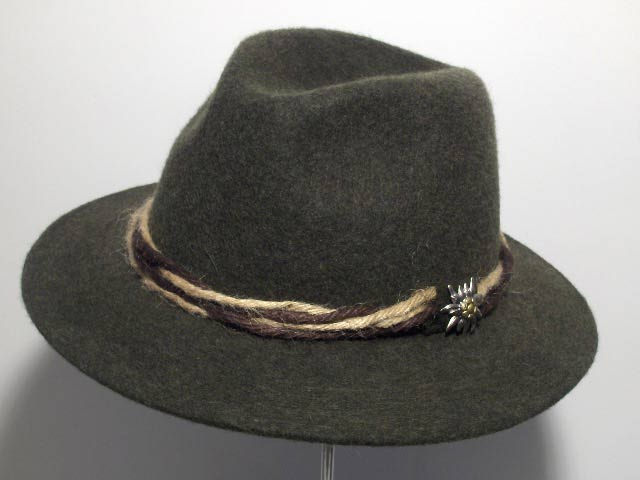 Original Edelweiss Tyrolean hat wholesale