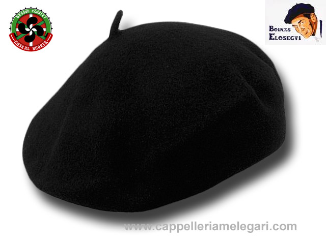 Original 25 cm popular worker Elosegui beret E