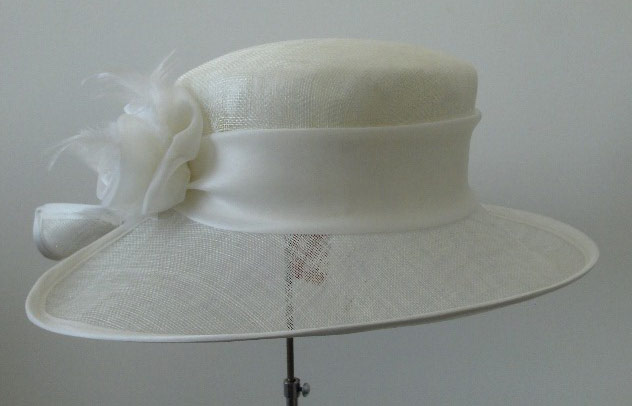 Melegari ceremony woman Hat Jasmine