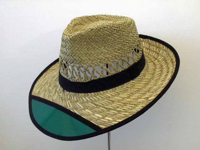 Country Rush straw Visor Hat