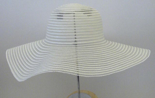B2B Tuscany large brim light hat wholesale