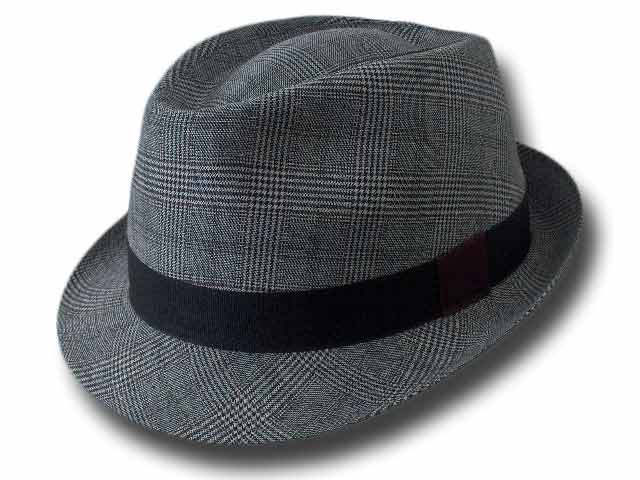 Popular trilby Hat Summer Club of Bowls