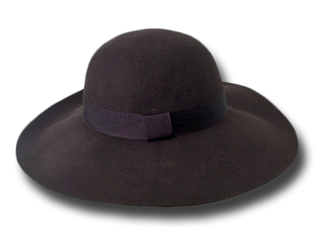 Melegari Pamela Hat woman theater wide-brimmed soft 1