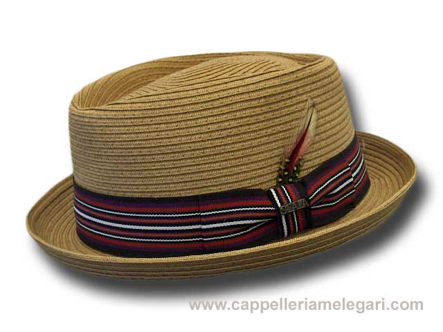 Dorfman Pacific Jazz Pork Pie Memphis hat ligh