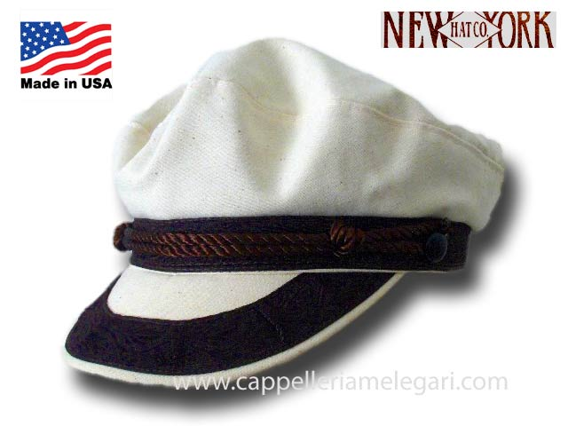 New York Hat Co. Berretto marinaio Greek Fishe