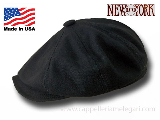 New York Hat Co. Berretto Worker Spitfire Canv