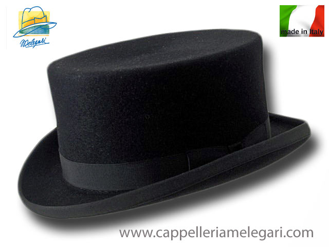 Dressage Half Top Hat for man High Quality fur felt