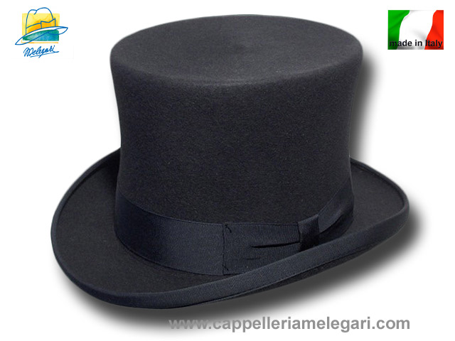 High Quality fur felt Top Hat many colors