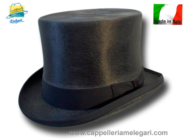 Cappello a cilindro top quality melousine luci