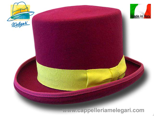Cappello a cilindro funky
