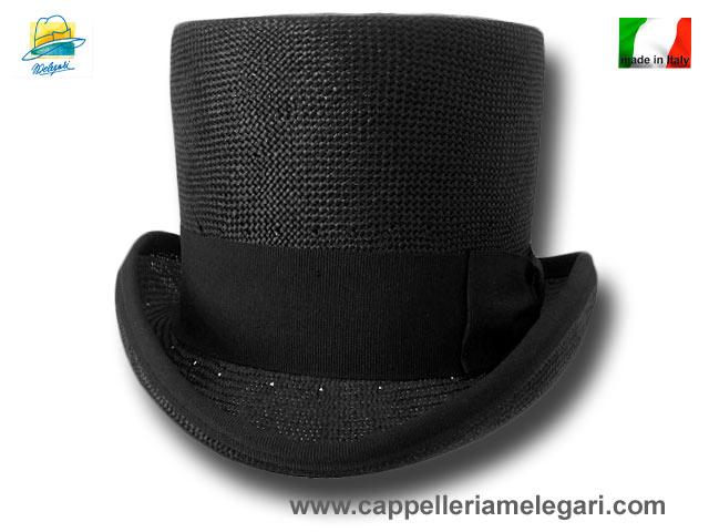 Clochard Aged Western Bowler hat  Bombetta-Dandy-Clochard-Nero ... 9eb120ce5a16