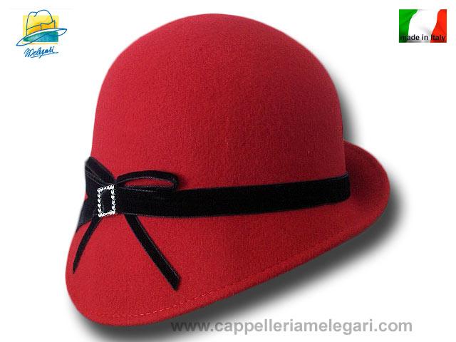 vasta selezione di il più grande sconto doppio coupon Cappelli Cloche: Cappelleria Melegari, L'arte del cappello