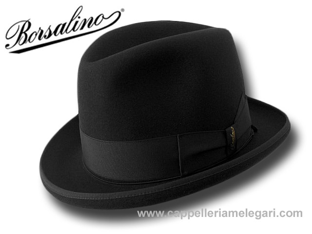 Borsalino Homburg God Father hut historischen