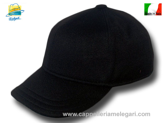 Baseball Cap High quality wool cashmere pocket