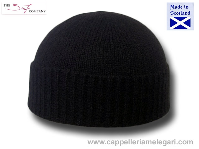 The scarf Company Lambswool beanie hat
