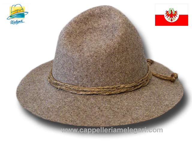 Cappello Tirolese modello originale Wanderer hut