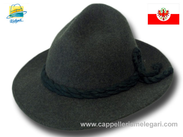 Cappello Tirolese modello originale Tiroler Hu
