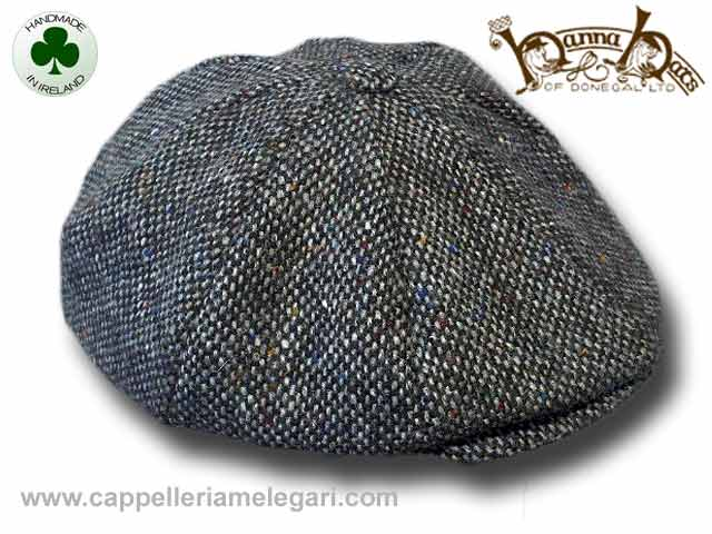 Newsboy 8 pieces Hanna Hats tweed Cap medium g