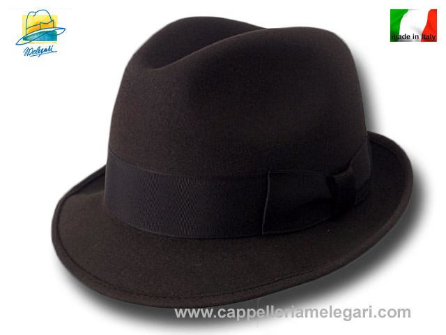 Melegari Trilby Blues Brothers hat