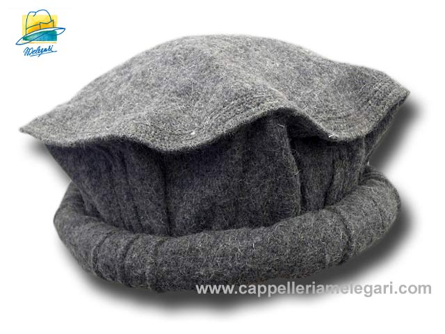 Pakol Afghan Hero Massud hat grey