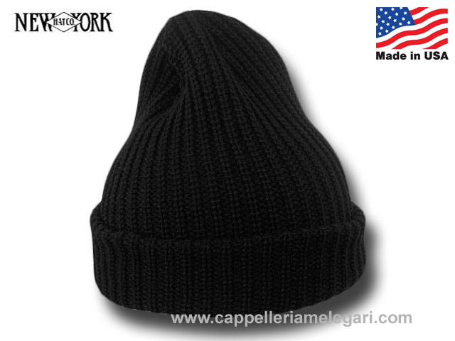 Al Pacino Serpico Beanie hat New York Hat Co