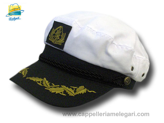 Balke Captain cotton cap