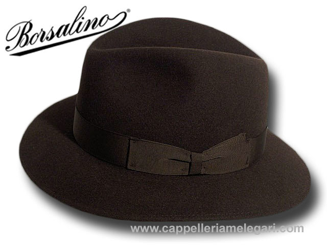 Borsalino Chapeau Fedora Indiana Jones Sans Do