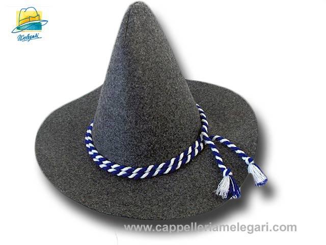 consegna gratuita ma non volgare selezione migliore Cappelli Tirolesi: Cappelleria Melegari, L'arte del cappello
