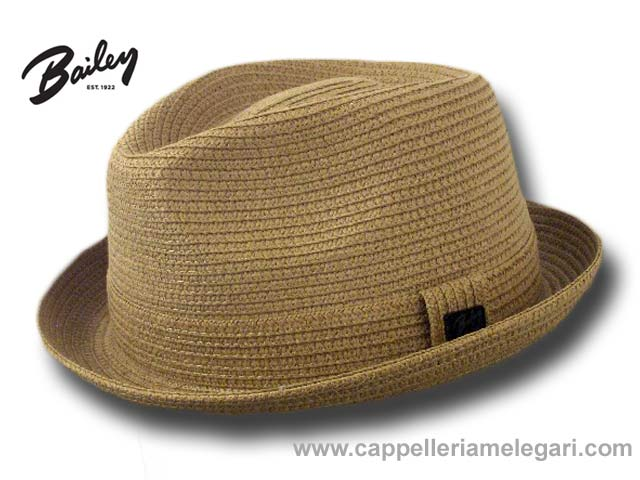 Cappello estivo Trilby Jazz Bailey Billy hat C