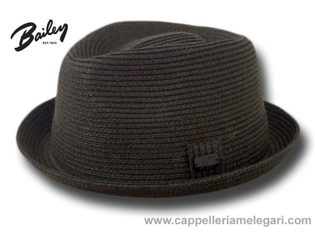 Chapeau Bailey Billy Trilby Jazz Brun