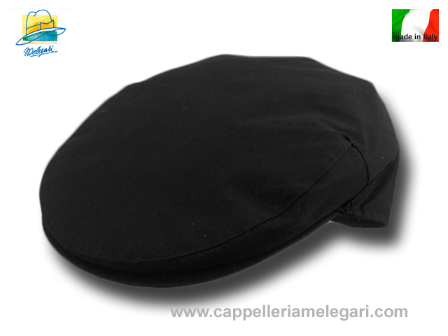 Melegari Lightweight waterproof flat cap Scott