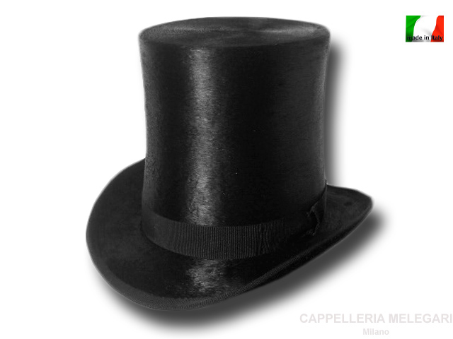 Melousine Top Hat Verdi 19 cm high