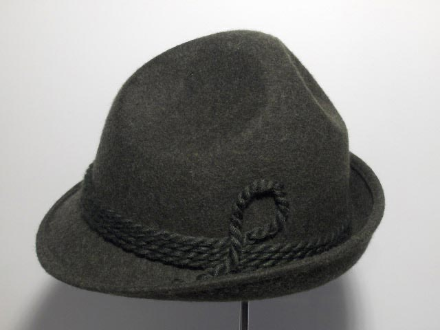 B2B Original Jagdhut Tyrolean hat