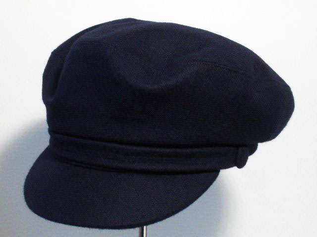 Melegari Seaman Fisherman pop wool Genova cap