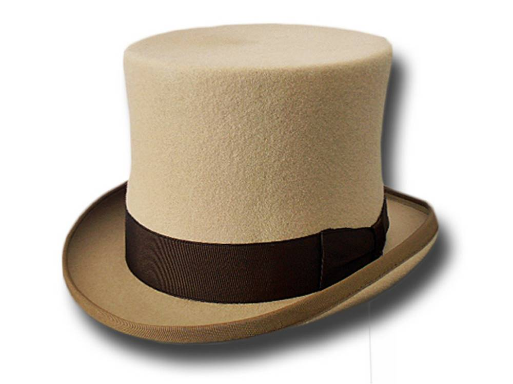 High Wool Merino Quality Top Hat