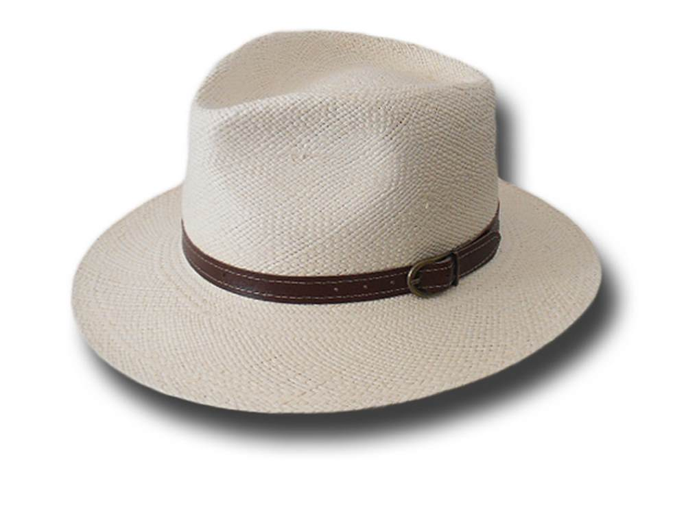 Cappello panama originale country ala 7 cm