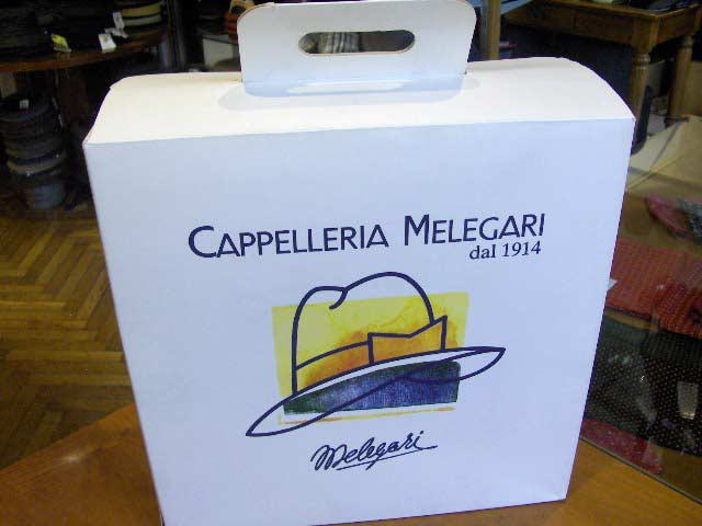 Melegari Gift hat box