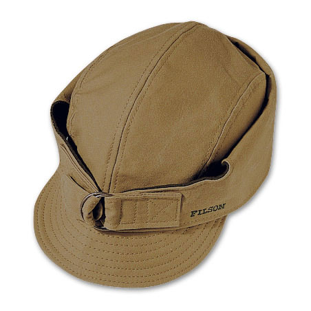 Cappello impermeabile Filson Tin Cloth Wildfow