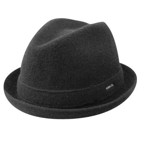 Kangol Wool Player Trilby Hut Erwachsene