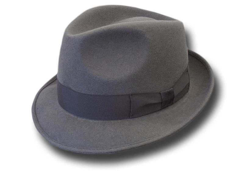Cappello Melegari Trilby Blues Brothers hat
