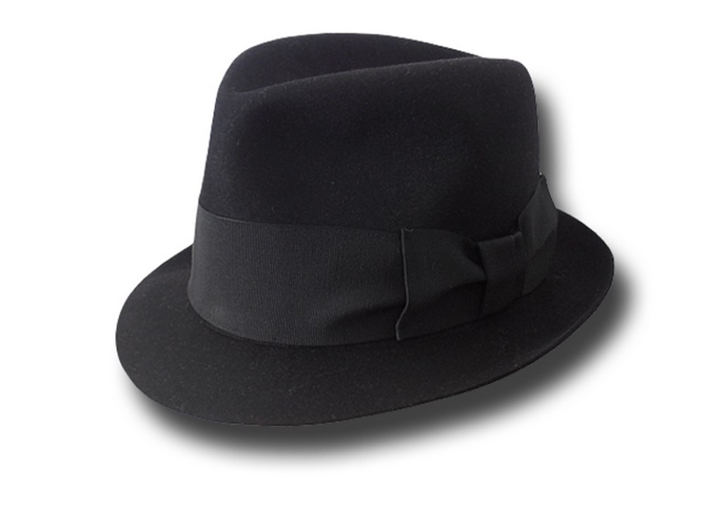 Cappello Melegari Trilby Blues Brothers hat cu