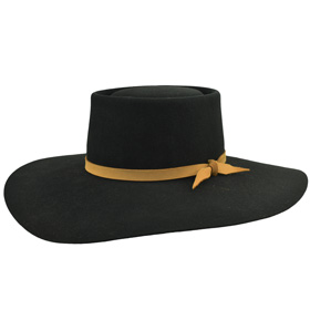 Western 3:10 to Yuma Charlie Prince replica hat