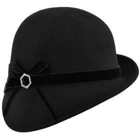 Melegari Irene Woman cloche hat