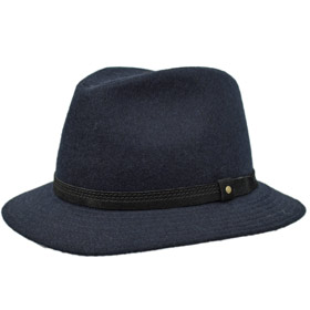 Melegari Cappello Traveller Casual Made in Ita