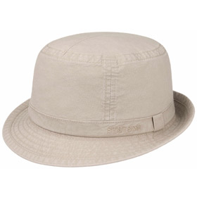 Stetson Boston Gander trilby cotton Hat
